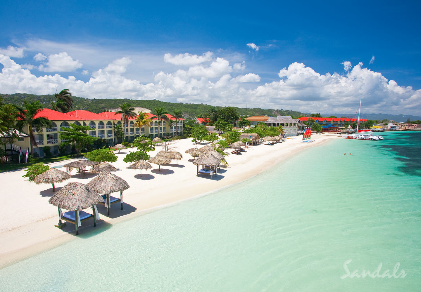 e8e74536438290 MONTEGO BAY. Sandals Montego Bay is Sandals flagship resort and a true  original. Spanning the best private